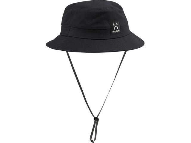 Haglöfs LX Gorra, negro
